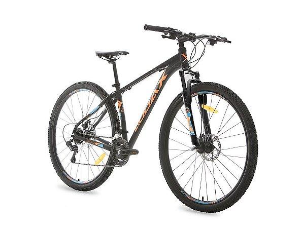 Bicicleta AUDAX Havok SX Aro 29/ 21V Preto Fosco - Tam. 19