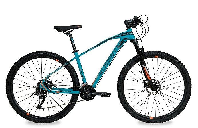 Bicicleta REDSTONE Lizard Aro 29/27V Azul - Tam. 17