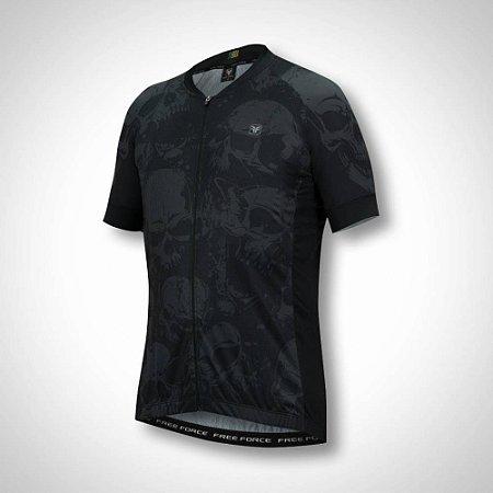 Camisa Masculina FREE FORCE Sport Skull - Tam. P