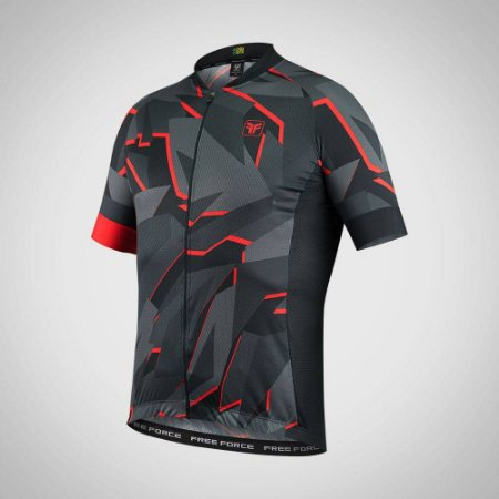 Camisa Masculina FREE FORCE Sport Cracked- Tam . P