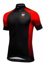 Camisa FREE FORCE Masculino Horizon Preto/Vermelho - Tam. GG
