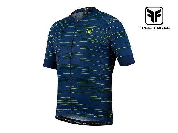 Camisa Masculina FREE FORCE Sport Row - Tam. P