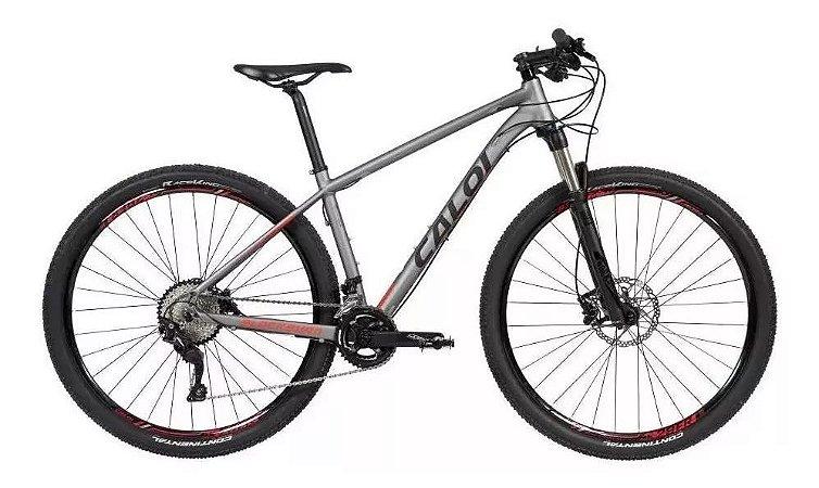 Bicicleta CALOI Blackburn 2020 Aro 29/20V Cinza - Tam. 17