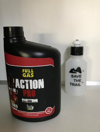 Suplemento FULL GAS Pro Action - (Pote Gel 600G)