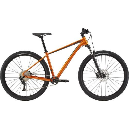 Bicicleta CANNONDALE Trail 4 2020 Aro 29/ 10V Laranja - Tam. 17