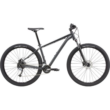 Bicicleta CANNONDALE Trail 5 2020 Aro 29/ 18V Cinza - Tam. 17