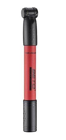 Bomba de ar BETO Mini Nylon CTH-007P Vermelho