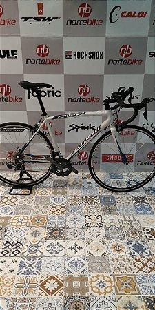 Bicicleta  SPECIALIZED Allez 20V Branca - Tam. 54