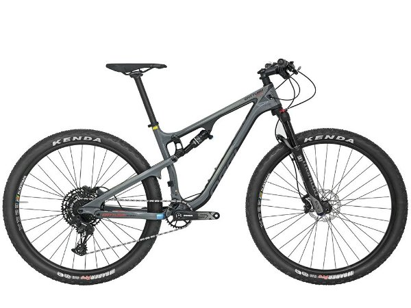 Bicicleta OGGI Cattura Sport SX Aro 29/ 12V Cinza - Tam. 17