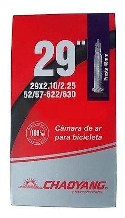 Camara de Ar CHAOYANG 29 Válvula Presta 48MM