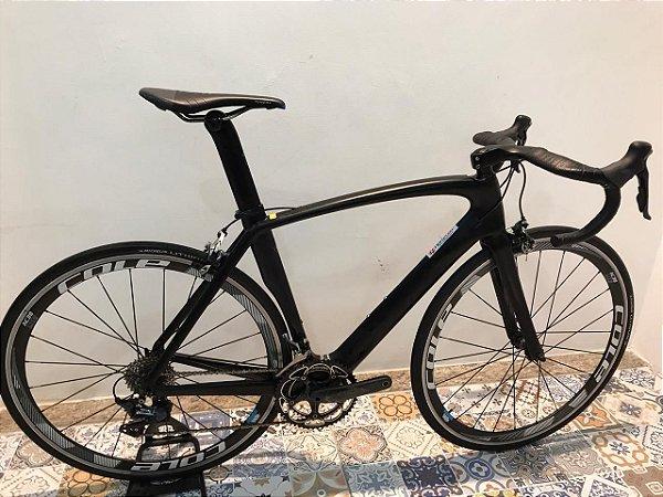 USADO - Bicicleta Speed de carbono - S-WORKS Venge 2017 - Preta