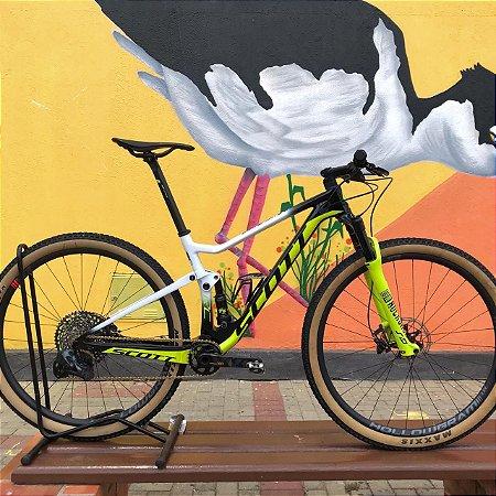 SEMINOVO - Bicicleta Scott Spark RC 900 WC Nino 2019