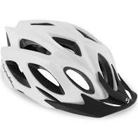 Capacete de Cisclimo SPIUK Rhombus Branco -  52-58