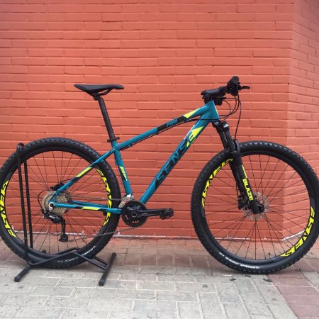 Bicicleta SENSE Fun Evo 18V 2021 AQUA/AMR - Tam. M
