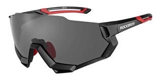 Óculos de Ciclismo ROCKBROS Preto - MOD.SP176