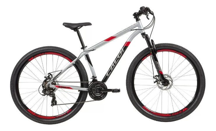 Bicicleta CALOI Supra 29 2021 Aluminio - Tam. P