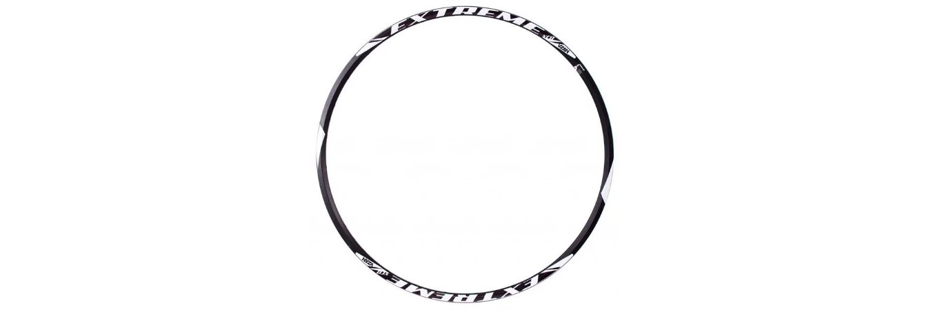 Aro ESP Roda Extreme 29/28F XCO PRETO DISC - V15
