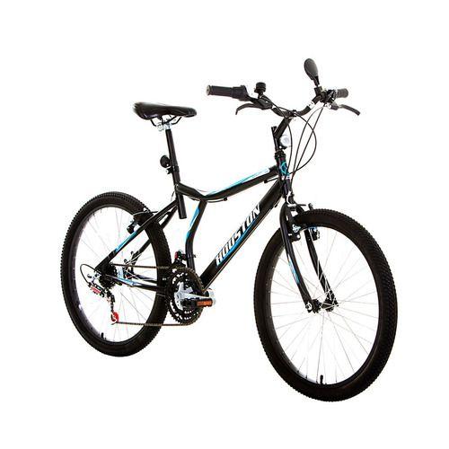 Bicicleta ATLANTIS LAND ARO-24 PRETA FOSCO