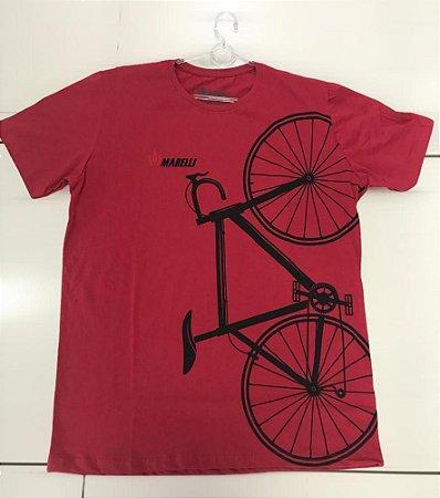 Camisa Casual MARELLI Vermelho Tam - G