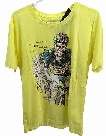 Camisa Casual MARELLI Fuga Amarelo Tam - P