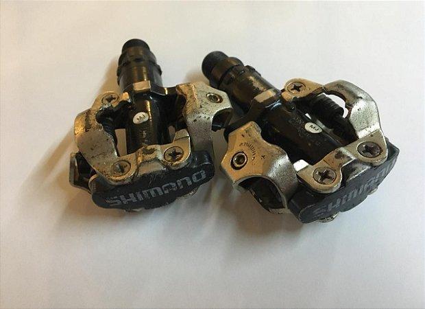 SEMINOVO - Pedal Clip SHIMANO M520