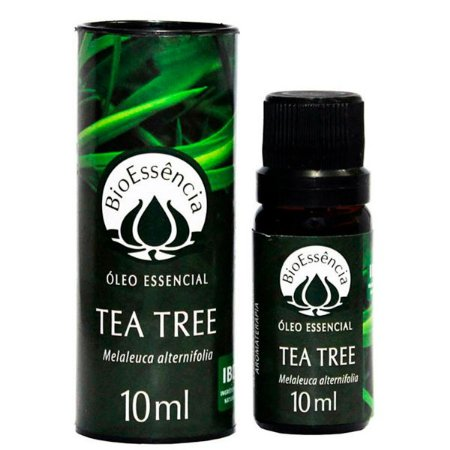Óleo Essencial de Melaleuca (Tea Tree) Shinsei - 10ml