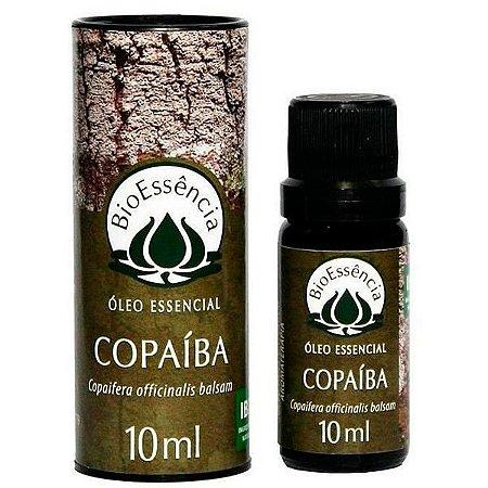 Óleo Essencial de Copaíba Bioessência - 10ml