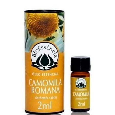 Óleo Essencial de Camomila Romana Bioessência - 2ml