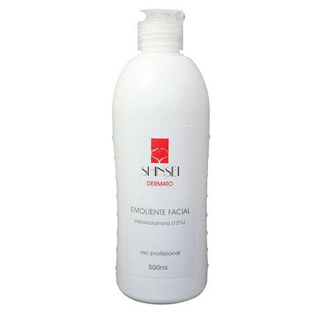 Emoliente Facial (Trietanolamina 10%) Shinsei 500ml