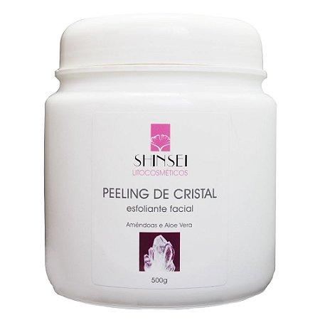 Peeling de Cristal Esfoliante Facial Shinsei - 500g