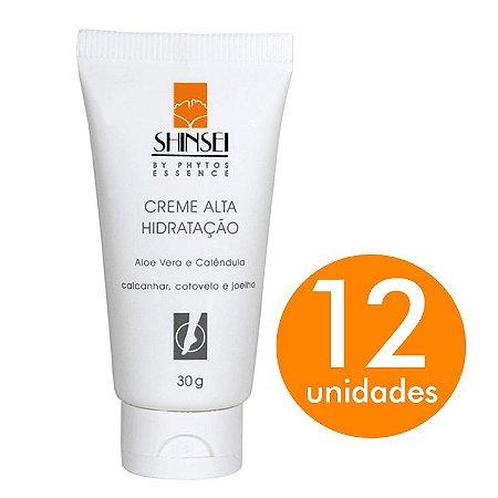 Kit Creme Alta Hidratação Shinsei 30g - 12 Unid