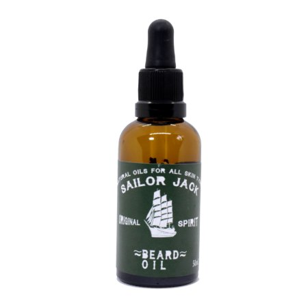 Óleo de barba Original Spirit - Sailor Jack - 50ml
