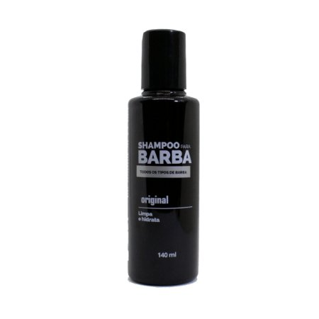 Shampoo para barba Usebarba Original 140ml