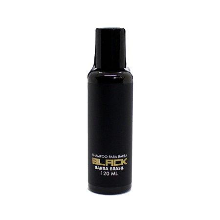 Shampoo para Barba BLACK Barba Brasil - 120ml