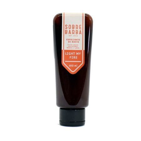 Esfoliante de rosto Light my Fire - Sobrebarba