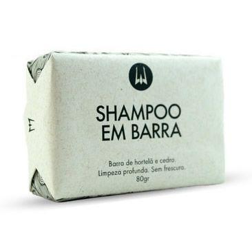 Shampoo em barra para barba Poseidon - 80g