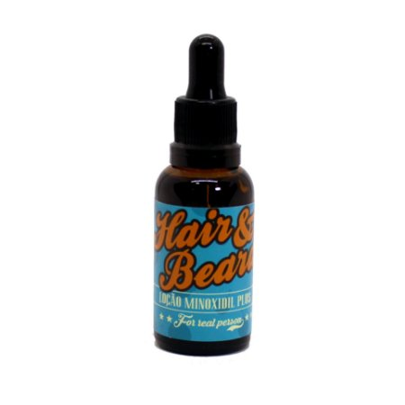 Tônico Minoxidil Plus para barba Sailor Jack - 30ml