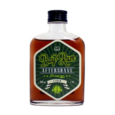 After Shave / Pós barba Bay Rum Sailor Jack - 150ml