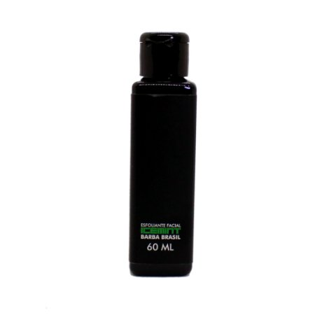 Esfoliante Facial Icemint Barba Brasil - 60ml