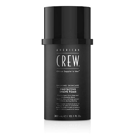 Protective Shave Foam - Espuma de barbear American Crew - 300ml
