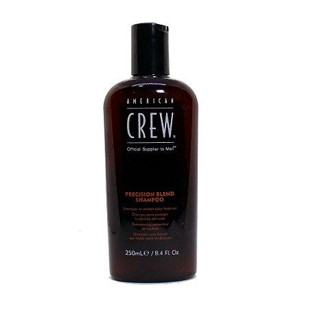 Precision Blend Shampoo - Shampoo para cabelos coloridos American Crew