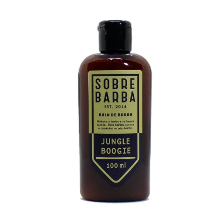 Balm para barba Sobrebarba 100ml - Jungle Boogie