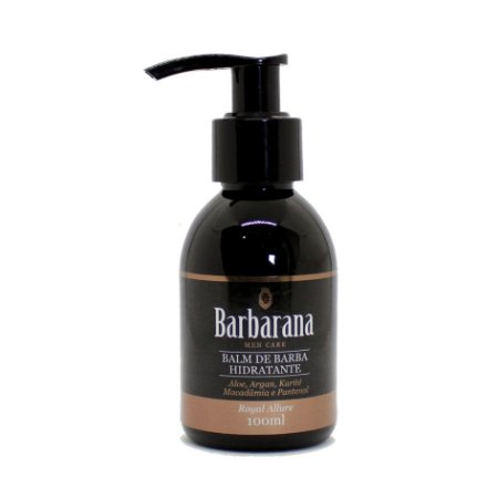 Balm de Barba Royal Allure - Barbarana - 100ml