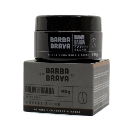Balm para barba Coffee Blend Barba Brava - 90g