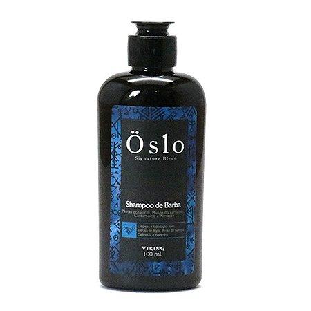 Shampoo para barba Viking - Linha Oslo - 100ml