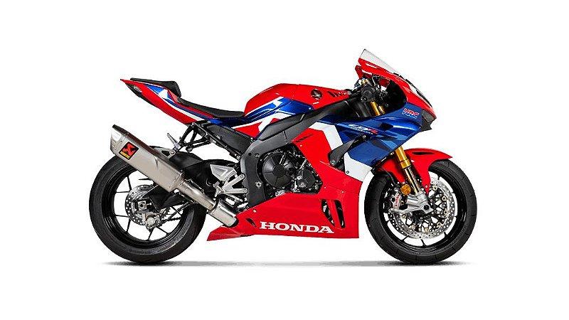 Ponteira Akrapovic Honda Cbr1000rr 2021 TRACK DAY