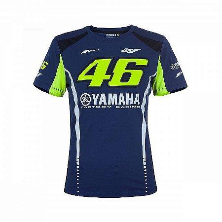 Camiseta VR 46  Feminina YDWTS272309
