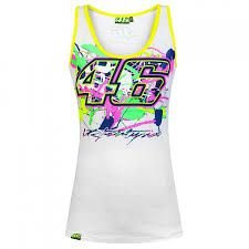 Camiseta VR 46 Feminina VRWTT205806