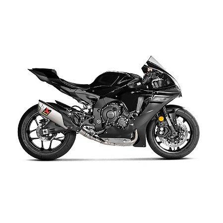 Escapamento Akrapovic Yamaha Yzf-R1 2020