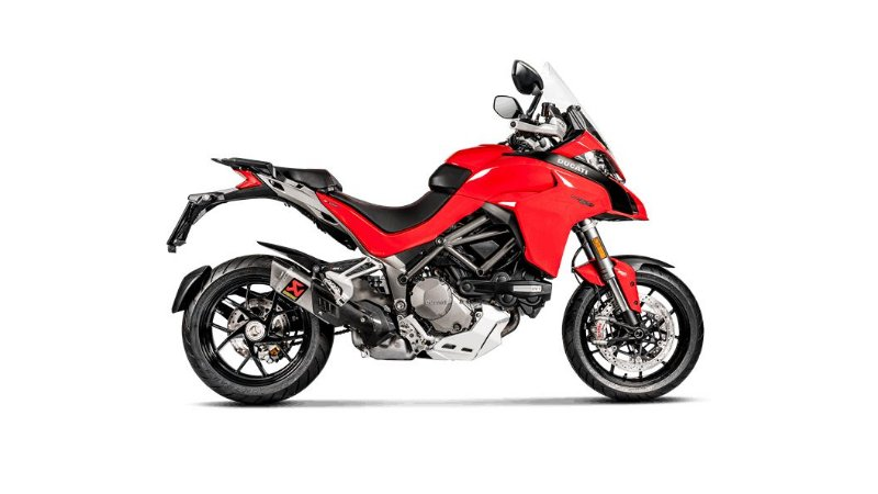Ponteira Akrapovic Ducati Multistrada 1260/S 2018/21